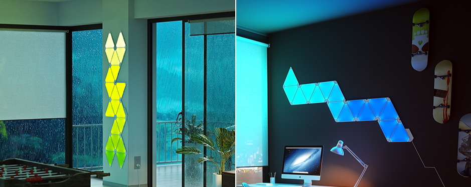 スマートライト Nanoleaf Light Panels